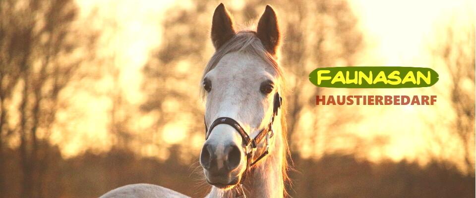 FAUNASAN Tierbedarf für Pferde, Hunde und Katzen - Futter für Pferde, Hunde und Katzen | FAUASAN Tierbedarf